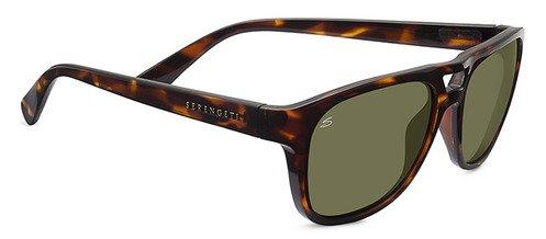 Serengeti Tommaso Shiny Dark  Sunglasses