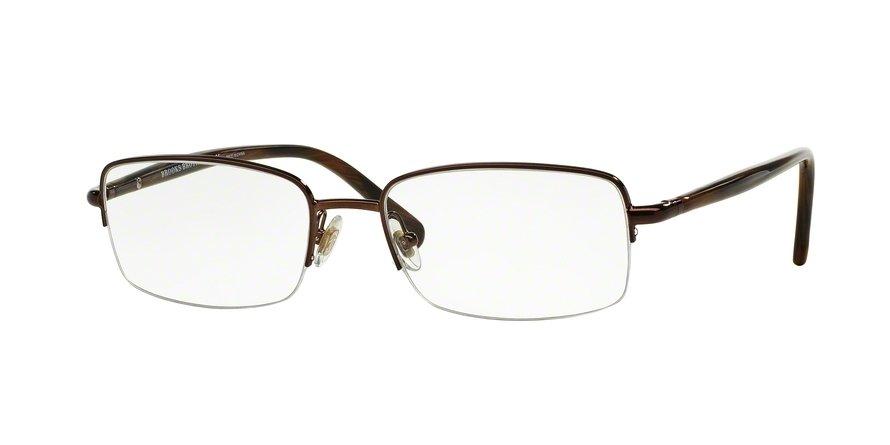Brooks Brothers 0BB 499 Brown Eyeglasses
