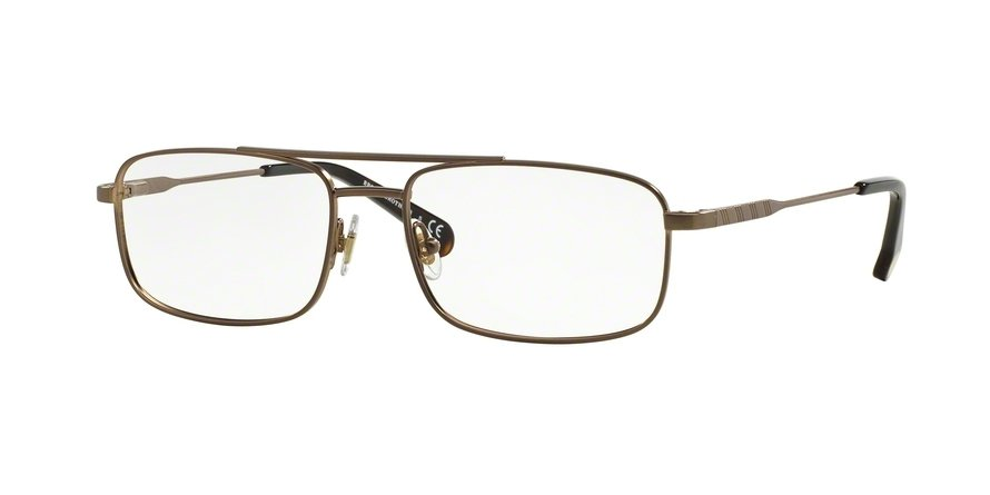 Brooks Brothers 0BB1033 Brown Eyeglasses