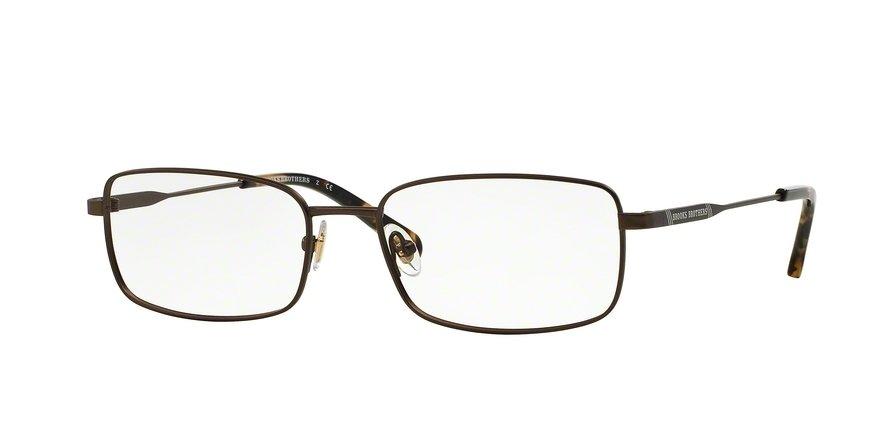Brooks Brothers 0BB1037T Brown Eyeglasses