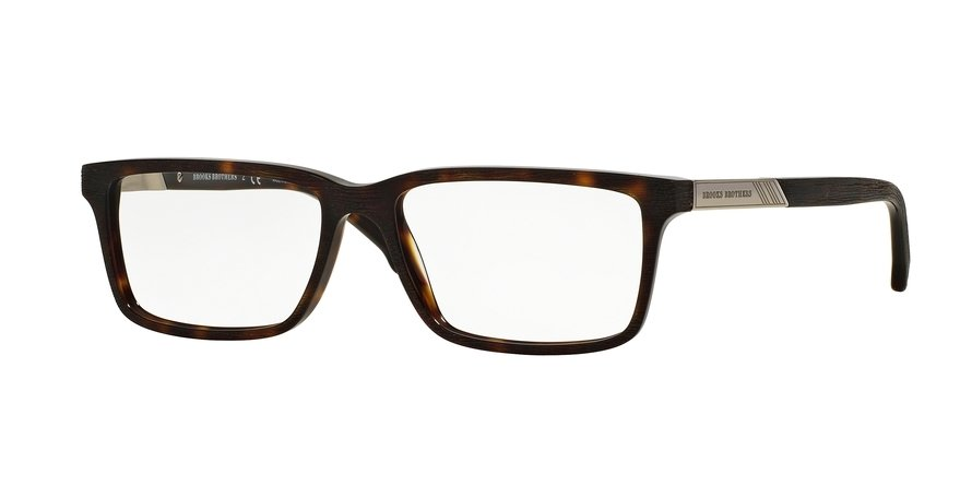 Brooks Brothers 0BB2019 Havana Eyeglasses