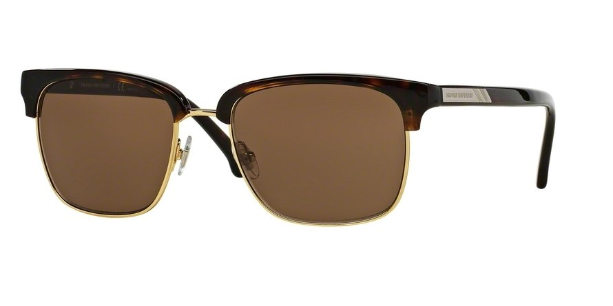 Brooks Brothers 0BB4021 Gold Sunglasses