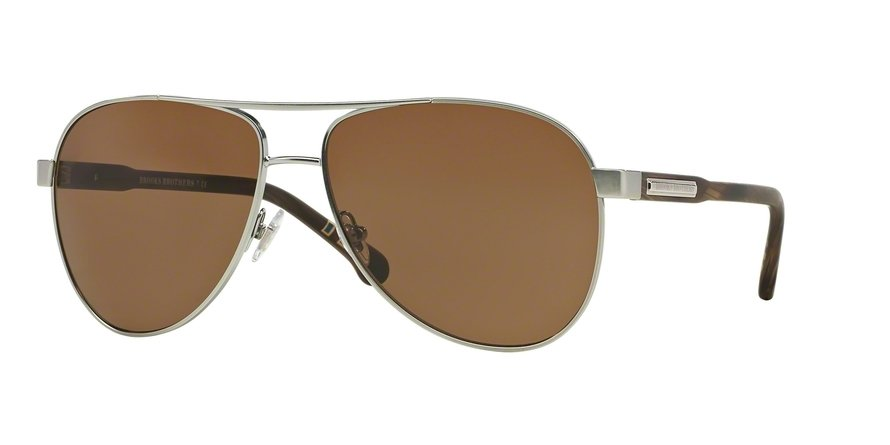 Brooks Brothers 0BB4029 Silver Sunglasses