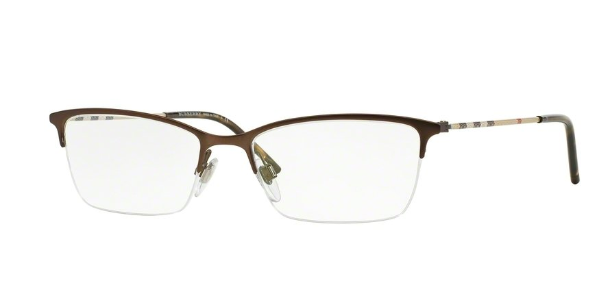 Burberry 0BE1278 Brown Eyeglasses