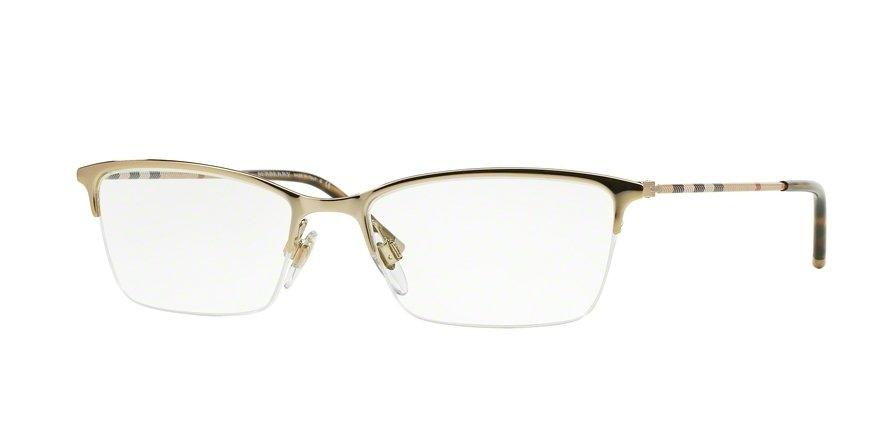 Burberry 0BE1278 Gold Eyeglasses
