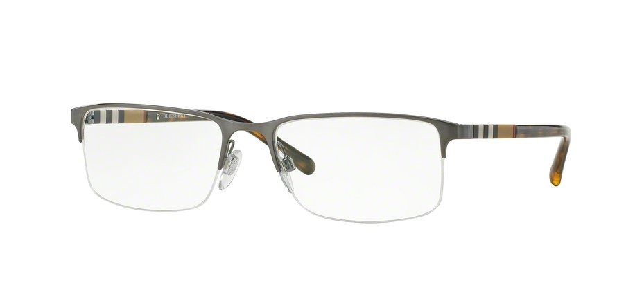Burberry 0BE1282 Gunmetal Eyeglasses