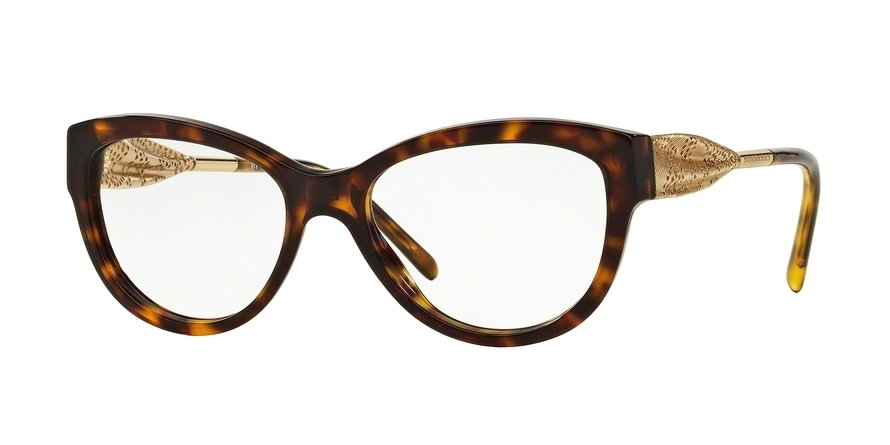 Burberry 0BE2210F Havana Eyeglasses