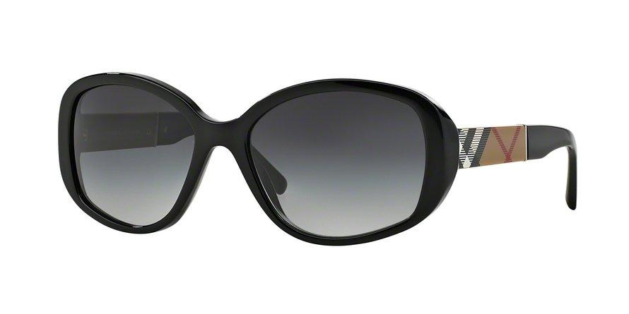 Burberry 0BE4159 Black Sunglasses