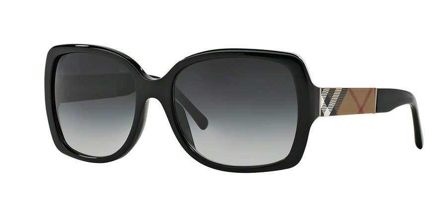 Burberry 0BE4160 Black Sunglasses