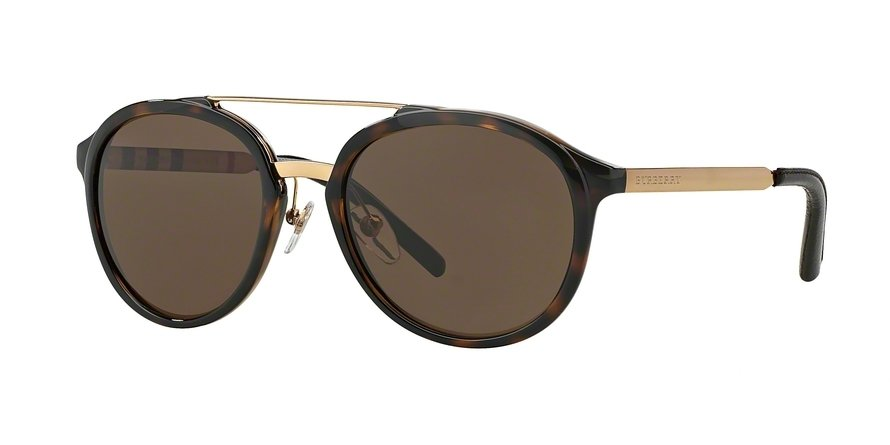Burberry 0BE4168Q Havana Sunglasses