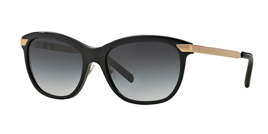 Burberry 0BE4169Q Black Sunglasses
