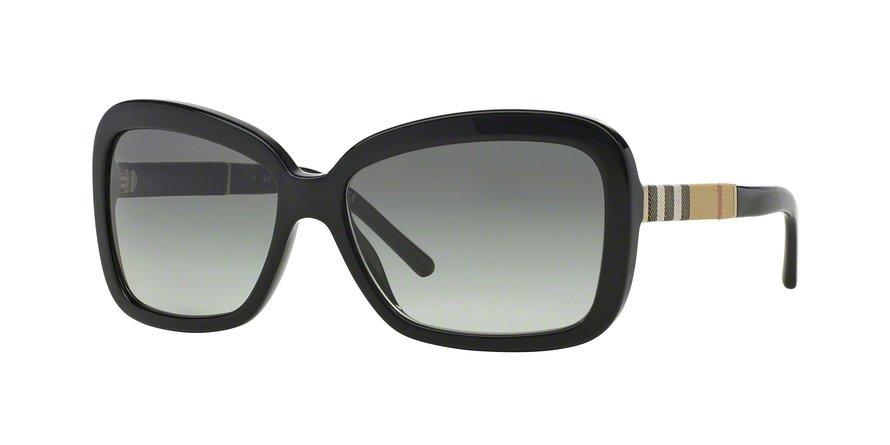 Burberry 0BE4173 Black Sunglasses