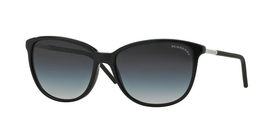 Burberry 0BE4180 Black Sunglasses