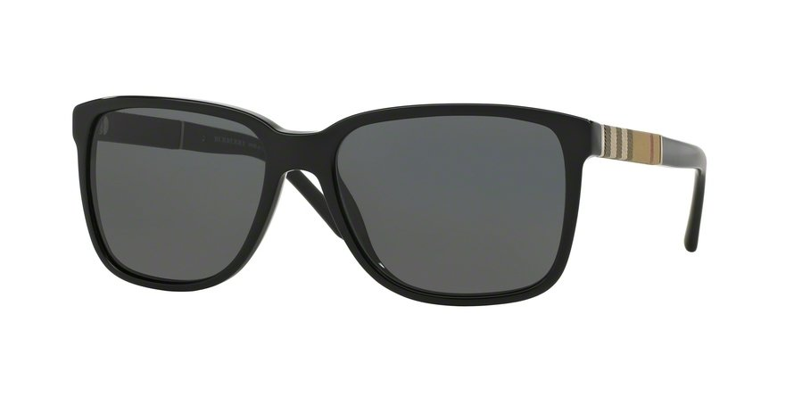 Burberry 0BE4181 Black Sunglasses