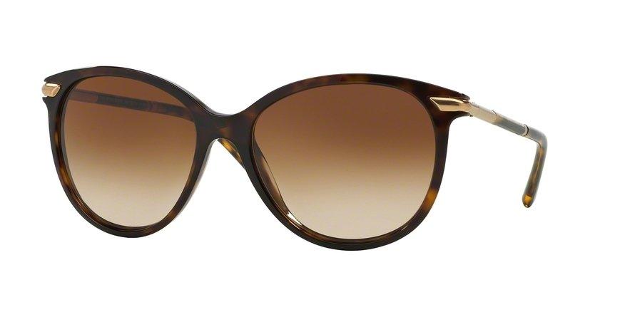Burberry 0BE4186 Havana Sunglasses