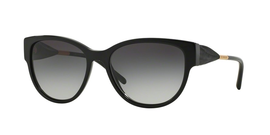 Burberry 0BE4190 Black Sunglasses