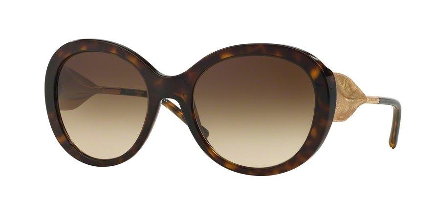 Burberry 0BE4191 Havana Sunglasses