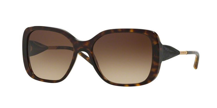 Burberry 0BE4192 Havana Sunglasses