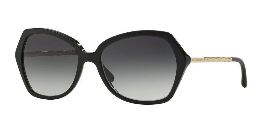 Burberry 0BE4193 Black Sunglasses