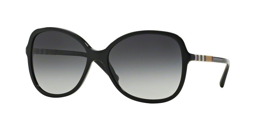 Burberry 0BE4197 Black Sunglasses