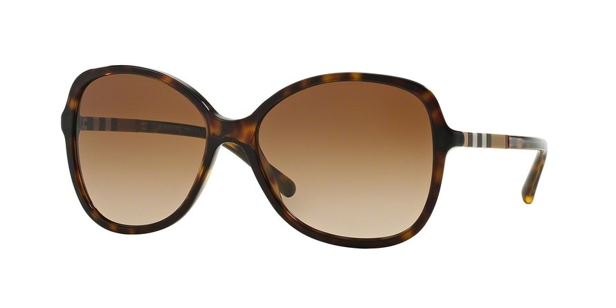 Burberry 0BE4197F Havana Sunglasses