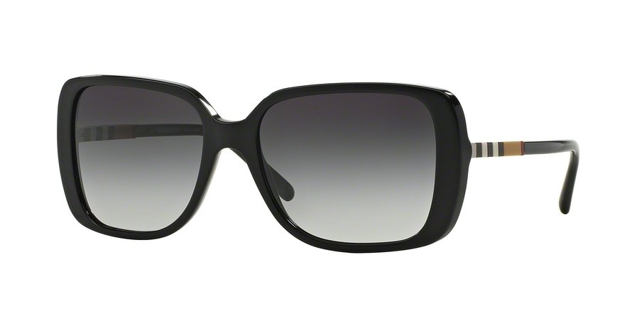 Burberry 0BE4198F Black Sunglasses