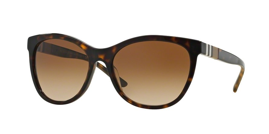 Burberry 0BE4199 Havana Sunglasses