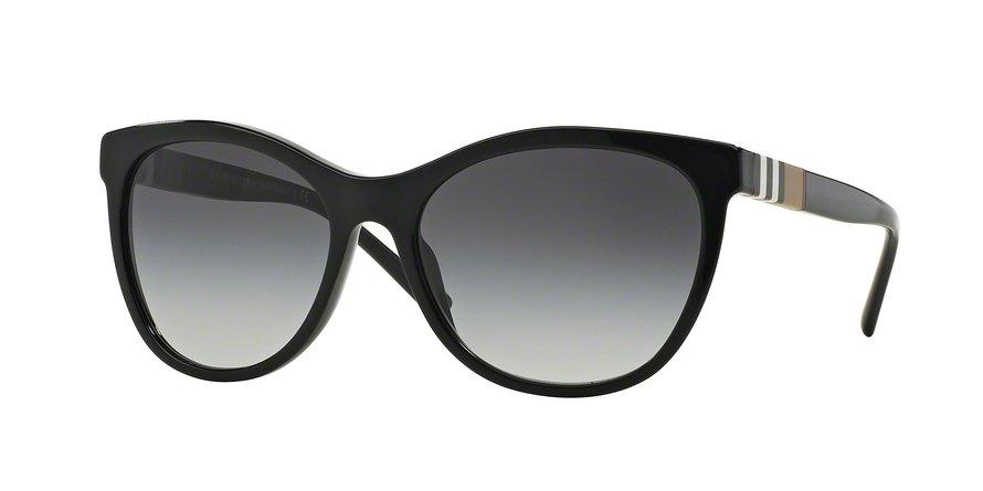 Burberry 0BE4199F Black Sunglasses