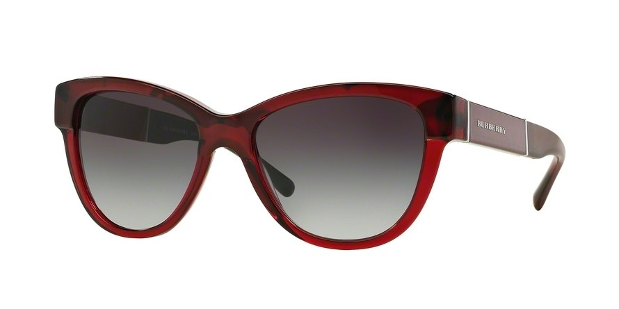 Burberry 0BE4206F Red Sunglasses