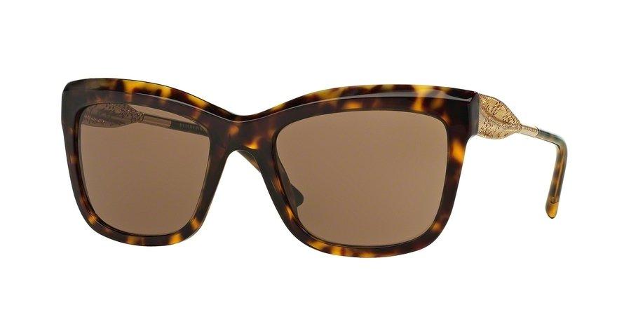 Burberry 0BE4207 Havana Sunglasses