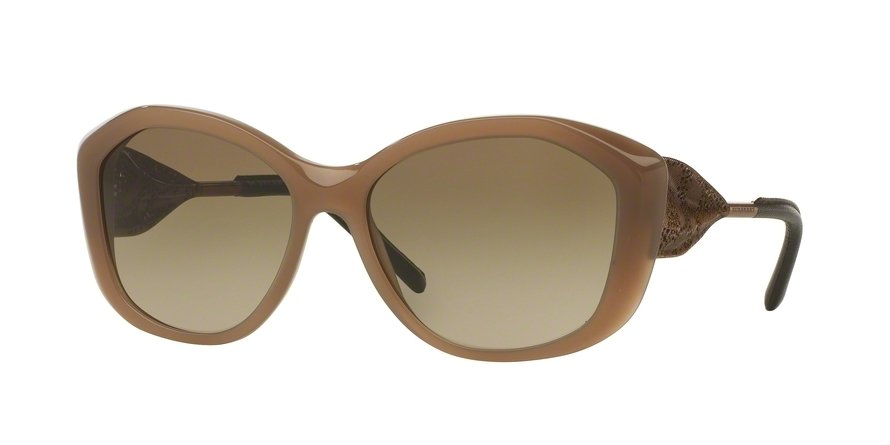 Burberry 0BE4208Q Light Brown Sunglasses