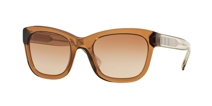 Burberry 0BE4209 Brown Sunglasses