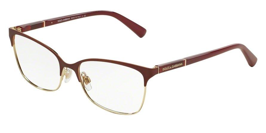 Dolce & Gabbana 0DG1268 Bordeaux Eyeglasses