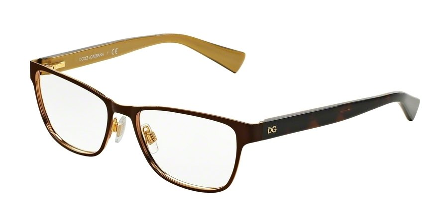 Dolce & Gabbana 0DG1273 Brown Eyeglasses