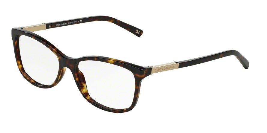 Dolce & Gabbana 0DG3107 Havana Eyeglasses