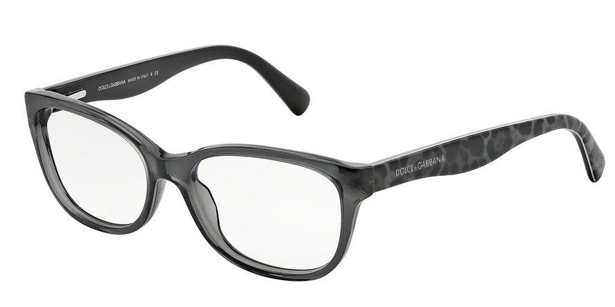 Dolce & Gabbana 0DG3136 Grey Eyeglasses