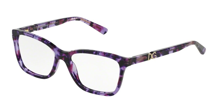 Dolce & Gabbana 0DG3153PM VIOLET MARBLE Eyeglasses