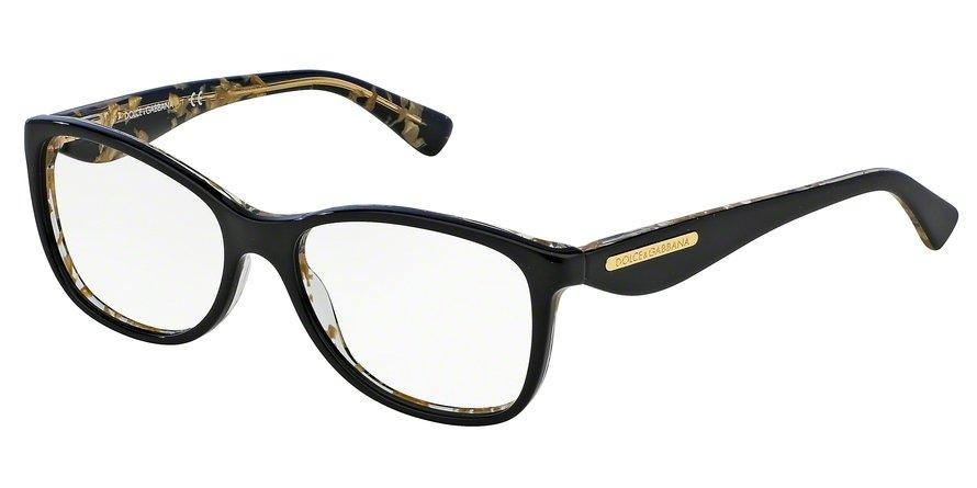 Dolce & Gabbana 0DG3174 Black Eyeglasses