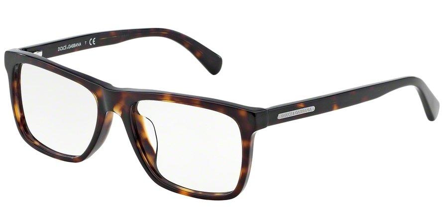 Dolce & Gabbana 0DG3192F Havana Eyeglasses