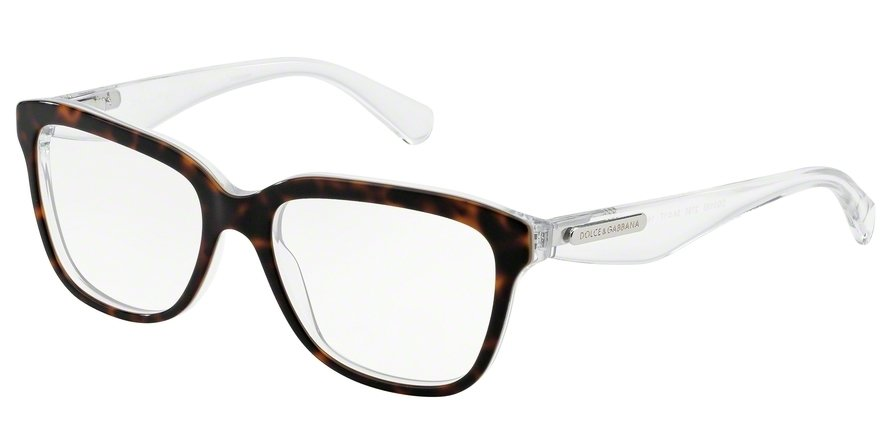 Dolce & Gabbana 0DG3193 Havana Eyeglasses