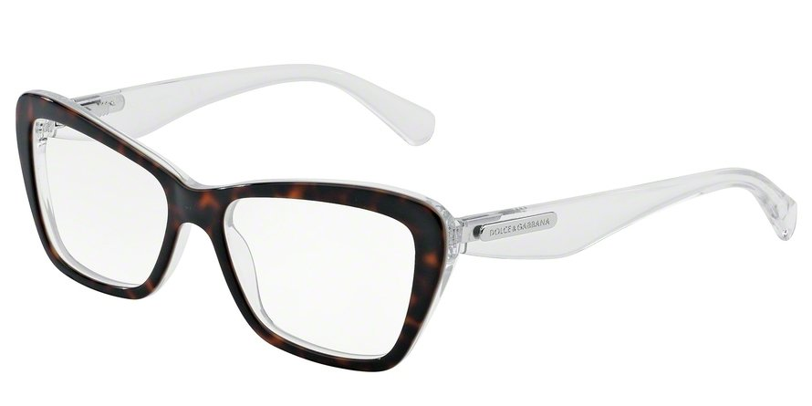 Dolce & Gabbana 0DG3194 Havana Eyeglasses