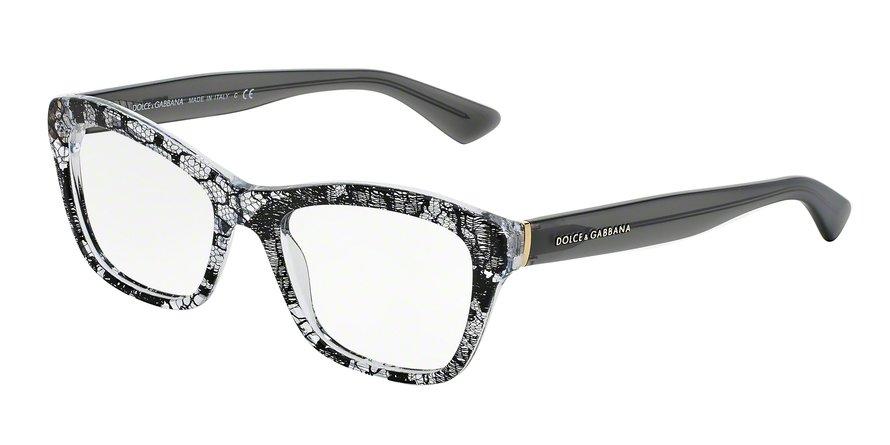 Dolce & Gabbana 0DG3198 Black Eyeglasses