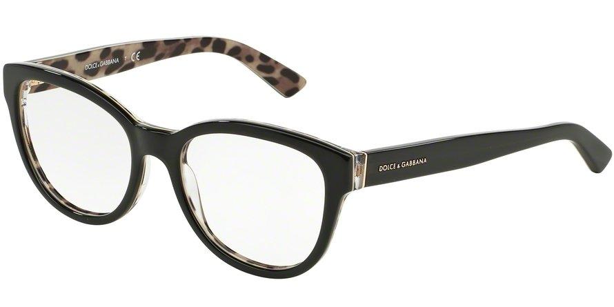 Dolce & Gabbana 0DG3209 Black Eyeglasses