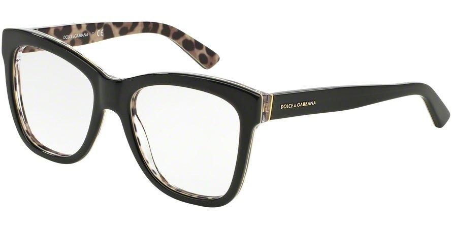 Dolce & Gabbana 0DG3212 Black Eyeglasses