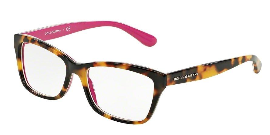 Dolce & Gabbana 0DG3215 Havana Eyeglasses