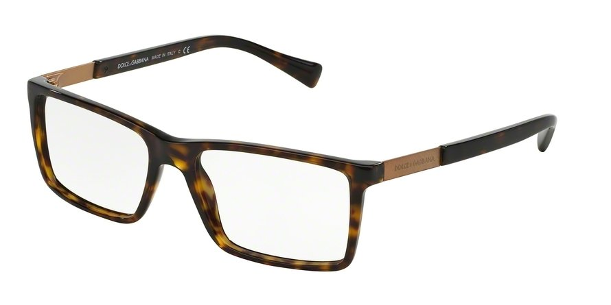 Dolce & Gabbana 0DG3217 Havana Eyeglasses