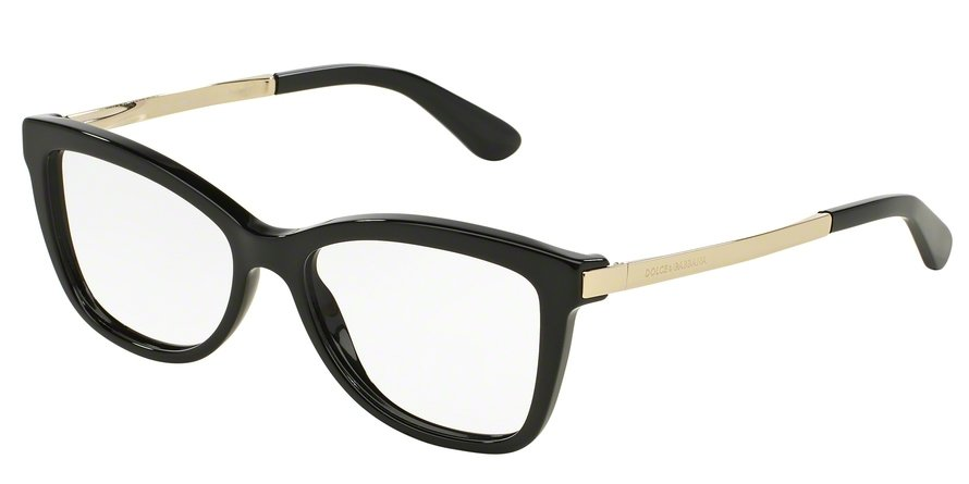 Dolce & Gabbana 0DG3218 Black Eyeglasses