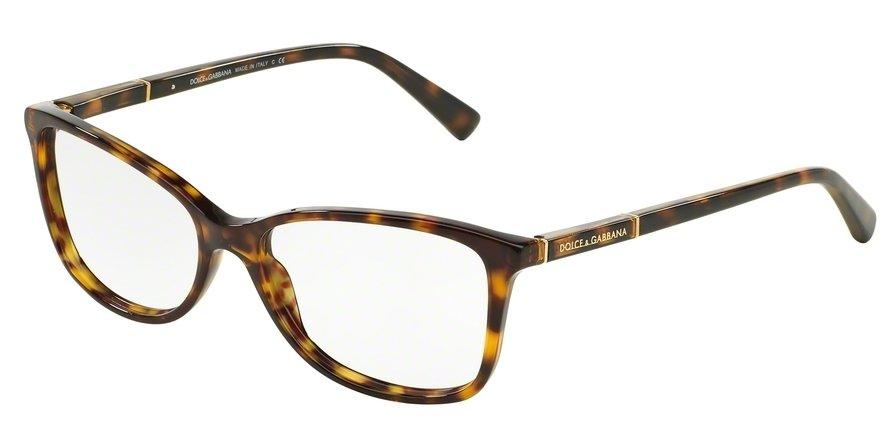 Dolce & Gabbana 0DG3219 Havana Eyeglasses
