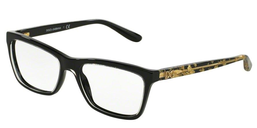 Dolce & Gabbana 0DG3220 Black Eyeglasses