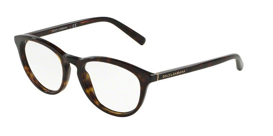 Dolce & Gabbana 0DG3223 Havana Eyeglasses